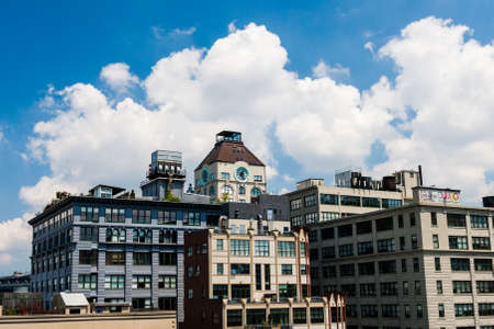 building feature: The Clock Tower Condominium at 1 Main St. in DUMBO - StreetEasy, New York City, USA