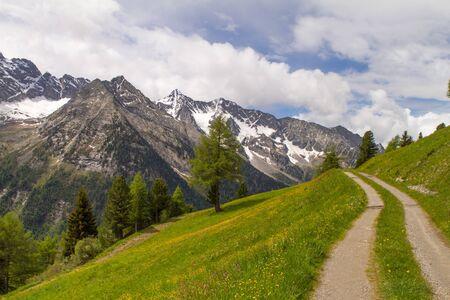 Mountain Panorama Trail in Riva di Tures