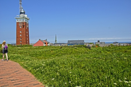 rote: Island Helgoland