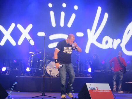 karl: The artist musician Lotto King Karl