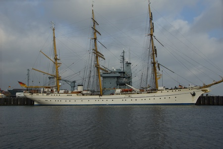 fock: The tall ship of the German Navy Gorch Fock Editorial
