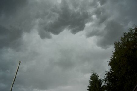 defenseless: Storm clouds over Kiel