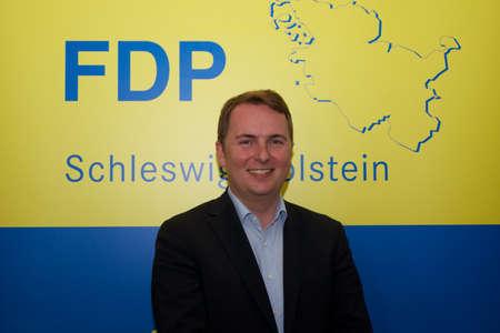 kiel: Dr. Matthias Badenhop, Member of the FDP district board Kiel