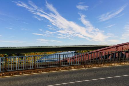 kiel: The Levensauer High Bridge near Kiel