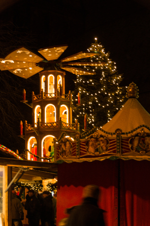 The Christmas Market at Flensburg