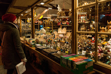 kiel: The Christmas Market in Kiel