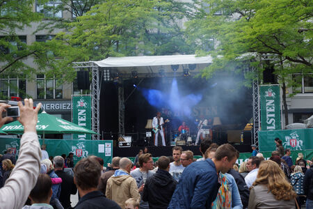first day: Impressions of the first Day of the Kieler Woche 2014