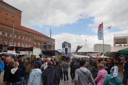 woche: Impressions of the first Day of the Kieler Woche 2014