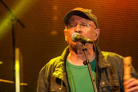 kiel: Kiel, Germany  24nd June, 2014  The Band Trofrock is performing