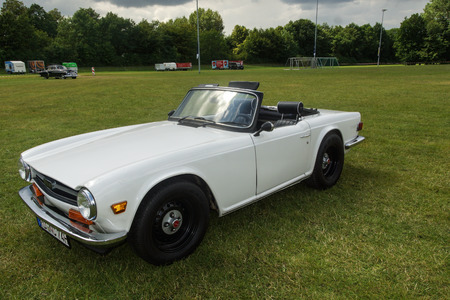 woche: Kiel, Germany  29nd June, 2014  Oldtimer and US-Car Show on the final Day of the Kieler Woche 2014