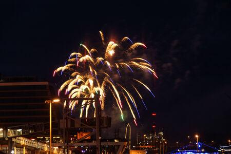 woche: Kiel, Germany  29nd June, 2014  Final Firework of the Kieler Woche 2014