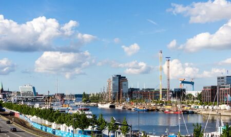 german ocean: Kiel, Germany - June 21nd 2016: Impressions of the fourth Day of the Kieler Woche 2016