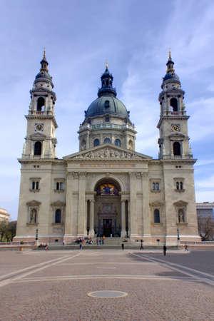 Saint Stephens Basilika Budapest Hungary Stock Photo - 9318686