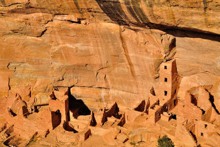 Square Tower House in Mesa Verde National Park, Colorado, USA photo