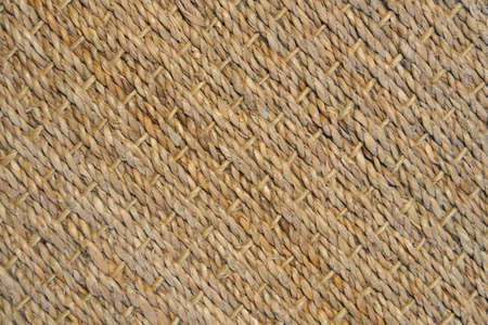 weaved: weaved straw close up for  background