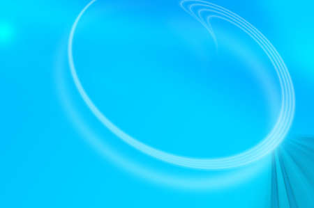 A light blue abstract background with swirls and streaks photo
