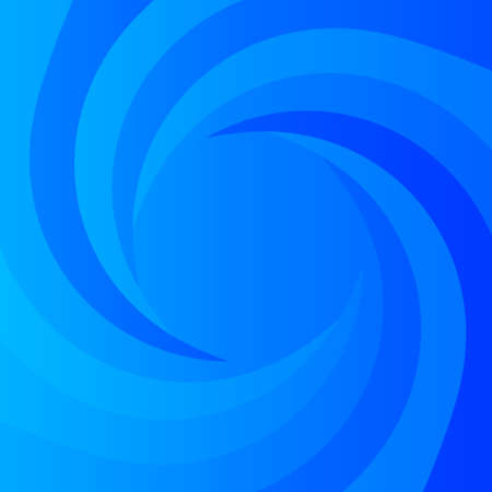 Abstract blue power background with whirlpool Stock Vector - 25022124