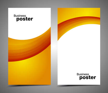 Professional and designer cards. Variety of uses, collection vector of modern color business templates card