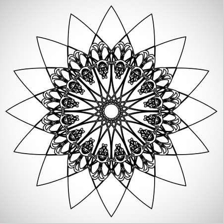 Original ornament design vector  Vector