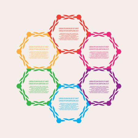 schema: Decorative diagram  schema