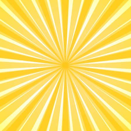 Raggi del sole vettore sfondo