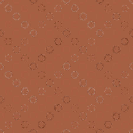 paintings: A Vector decorative seamless pattern with shapes.