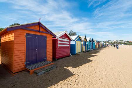 st kilda: brighton beach baths