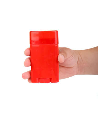 cleaness: red deodorantr for the body