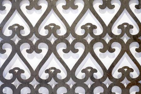 steel: steel pattern