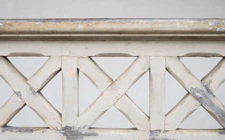 balustrade: balustrade wood