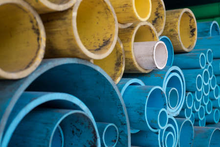 local supply: pipes pvc