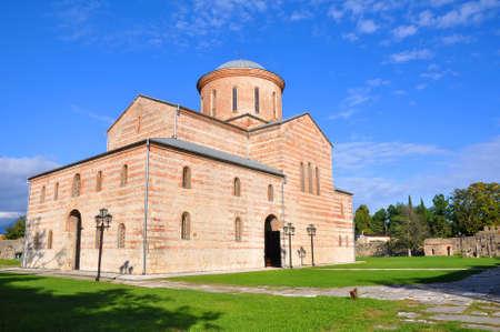 abkhazia: Great Temple Pitsunda. Abkhazia
