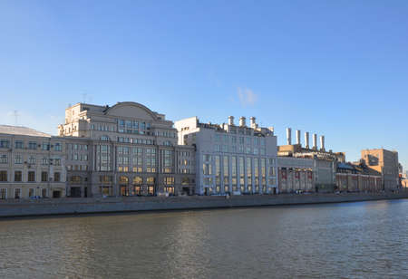 hydroelectric power station: Hydroelectric power station �1 named after P. Smidovich. Moscow. Russia