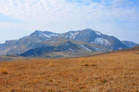 Mount Oshten. The Caucasian reserve. Russia