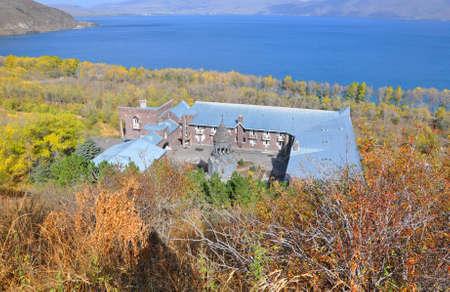 Sevan Theological Seminary named after Vazgen I. Armenia