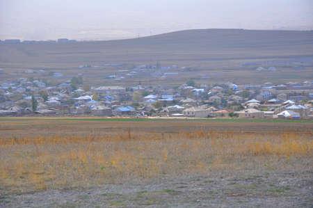 Noratus village in Armenia