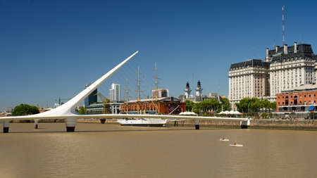 aires: Puerto Madero neighborghood, Buenos Aires, Argentina