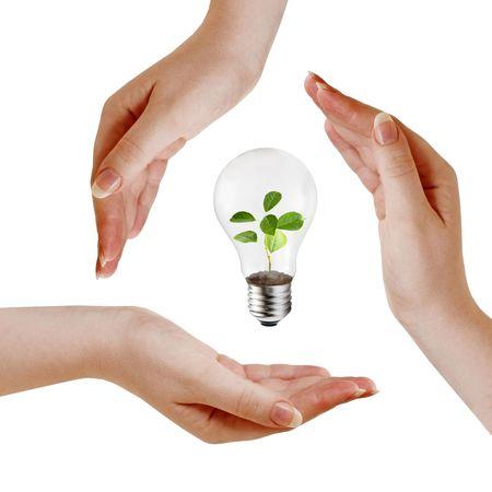 Energy concept photo