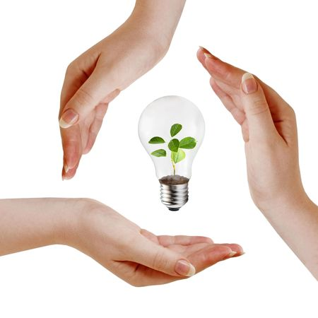 eco innovation:  Energy concept