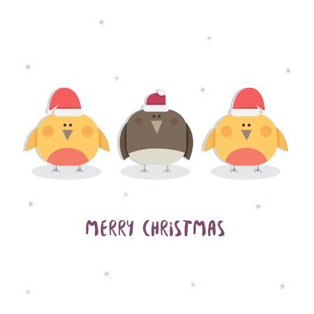 Merry Christmas. Vector illustration. Иллюстрация