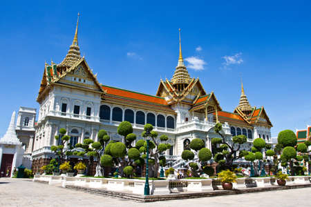 wat pho: The Grand Palace, Bangkok, Thailand