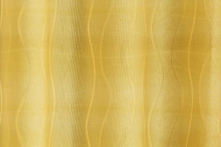 Abstract Patten Of Gold Drape