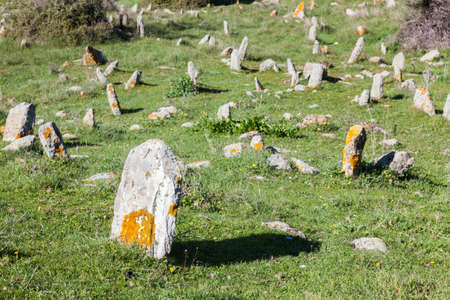 paleolithic: Paleolithic cemeteries at Petrota - Greece