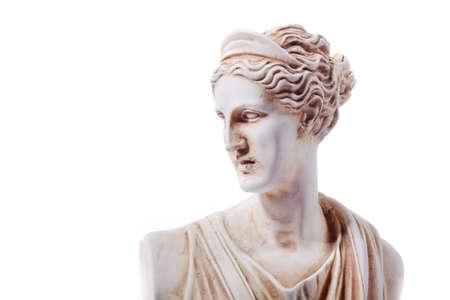 grecia antigua: Artemisa era la gran diosa del Olimpo de la caza, desierto y los animales salvajes. Tambi�n era una diosa de los partos, y la protectora de las ni�as hasta la edad de matrimonio. Editorial