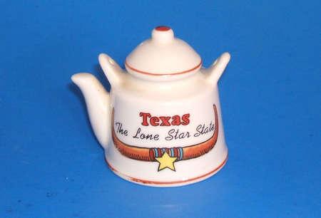 Texas Mini Teapot