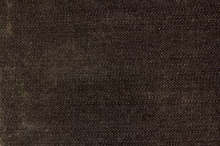 canvass: Black denim texture to use as background Stock Photo