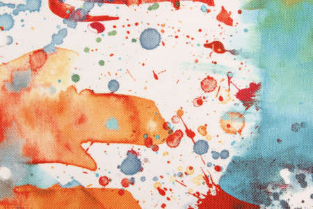 graffiti brown: Colorful splattered paint to be used as background texture Stock Photo