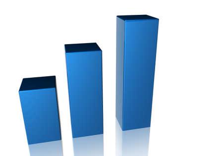 Business Graph. Chart, graph, bar graph, business graph, finance, report, marketing.