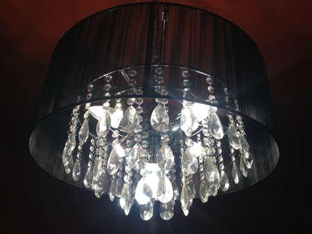 lampekap: ongebruikelijke, moderne stijl lampenkap