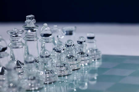 Chess, Battle, Strategy, Chessboard. Bussiness Game. photo